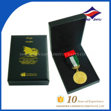 2017 new design hot item honor medal from experienced manufacturer